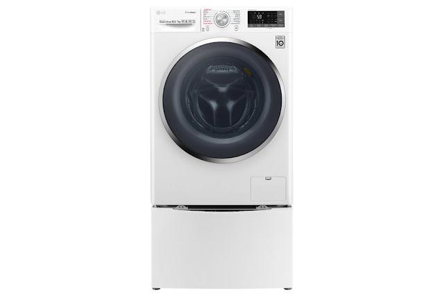 Máy giặt lồng đôi LG TWINWash 9Kg+2Kg TWC1409S2W/TG2402NTWW
