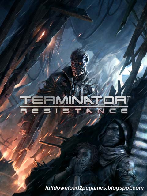 Person Shooter Video Game Developed By Teyon And Published By Reef Entertainment Terminator: Resistance Free Download PC Game- HOODLUM