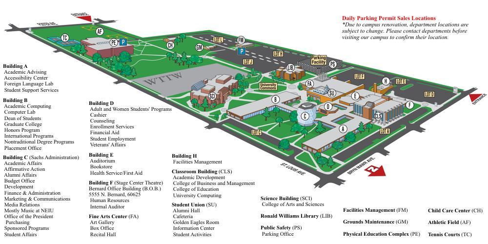 Northeastern Illinois University | Learn and Get it