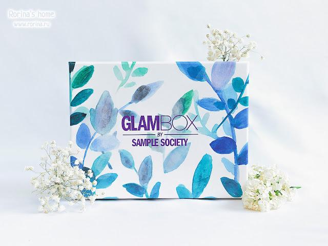 GlamBox апрель 2019: наполнение, отзывы