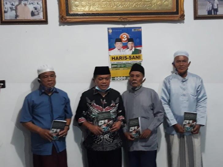 Hadiri Launching Buku Adat Perkawinan Uhang Batin 19, Muhammad Zen: Al Haris Sangat Peduli Adat Budaya