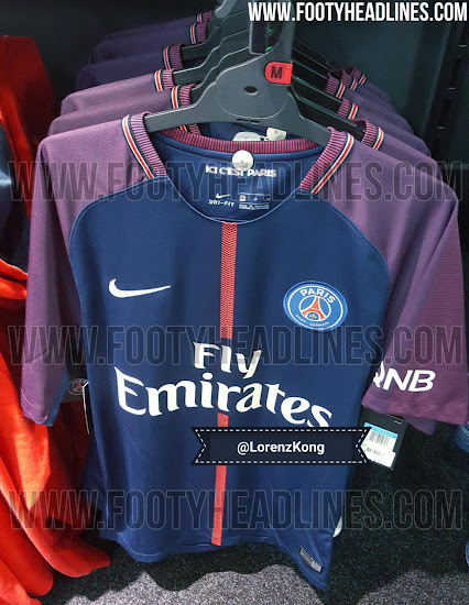le maillot ext rieur br silien du psg. Black Bedroom Furniture Sets. Home Design Ideas