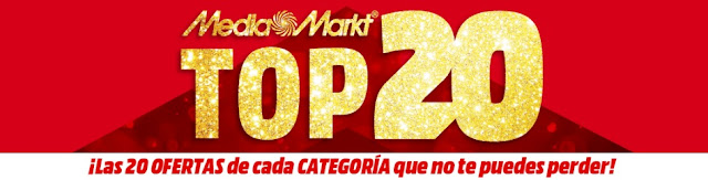 Mejores ofertas folleto Top 20 de Media Markt