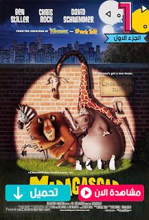 مشاهدة وتحميل فيلم بطاريق مدغشقر الجزء الاول Madagascar 2005 مترجم عربي