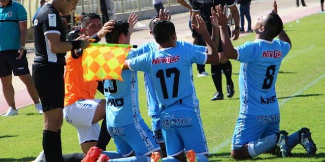 Binacional vs Sport Huancayo VER EN VIVO ONLINE por la fecha 14 del fútbol peruano 2019.
