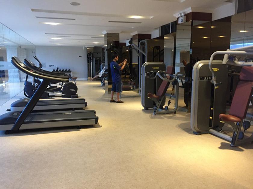 Phòng Gym FLC Vĩnh Phúc