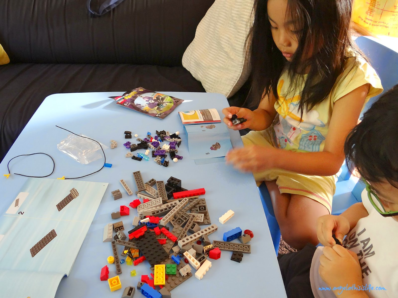 LEGO City, LEGO Disney Princess, LEGO Mixels