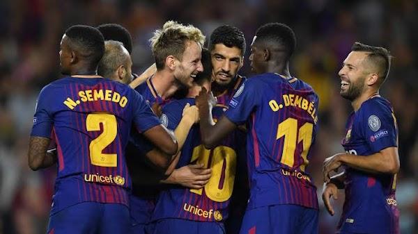 مباراة برشلونه مشاهدة مباراة برشلونة وسلافيا براغ بث مباشر 5-11-2019