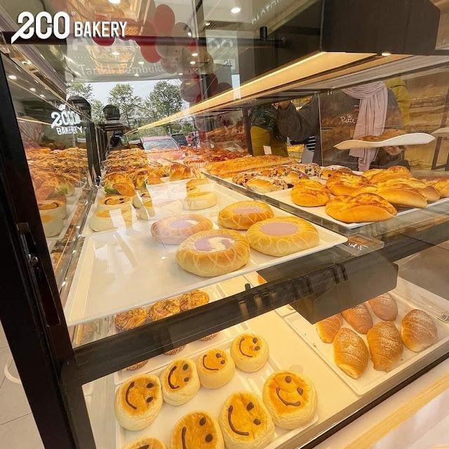 eco-bakery kini dibuka