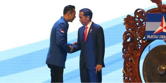Pengamat: PDIP Berpeluang Tinggalkan Jokowi Jika Pilih AHY Masuk Kabinet