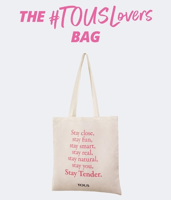 TOUS, Colors of Love, Valentine's Collection, TOUS Malaysia, Habib Group, Tous Jewelry, Spanish Jewelry, TOUS 10o Anniversary, Fashion