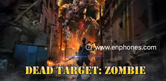 Download dead target Zombies latest apk mod