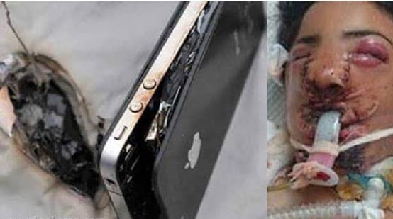 Hasil gambar untuk Demi Rasa Kemanusiaan Tolong Sebarkan, Terulang Kembali Akibat Memakai Telpon Sambil Di Cas