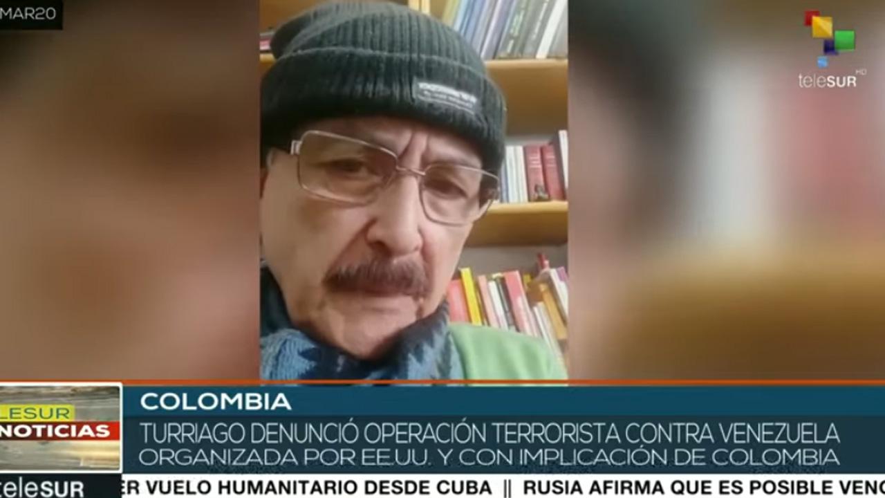 PC de Colombia rechaza plan terrorista contra Venezuela