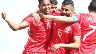 ملخص واهداف مباراة تونس وغينيا الاستوائية (2-1) تصفيات امم افريقيا