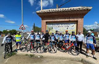 Ciclismo Aranjuez Brevet Yepes