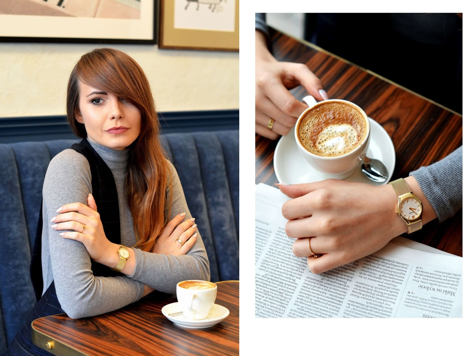 bizuteria dla kobiet | apart | zegarek ampm | kobiecosc | dzien kobiet