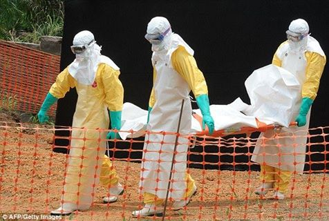BREAKING: Ebola virus in northern DR Congo