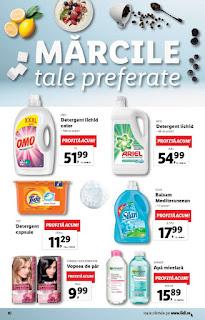 CATALOG LIDL 4 iunie - 30 iunie 2019 reduceri detergent lichid