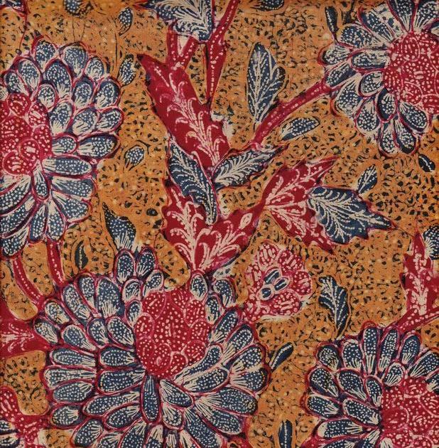 Batik Keris Warna Merah: Batik Tiga Negeri