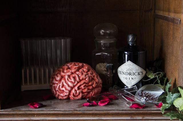 Das Geheimnis von Hendrick´s Gin und die Chambers of the Curious
