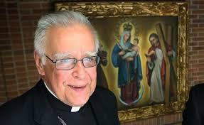 Monseñor Roberto Lückert León, expresó rotundamente su rechazo al apoyo que solicitará el  presidente de la República, Nicolás Maduro a la iglesia católica