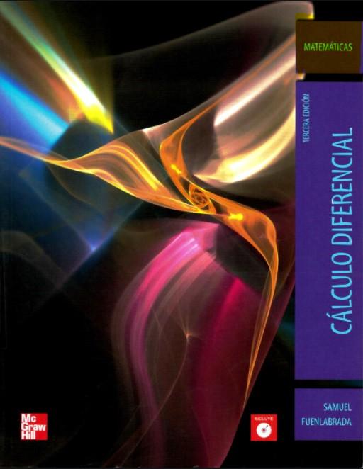 Calculo diferencia, Samuel Fuenlabrada, 3era edicion en pdf