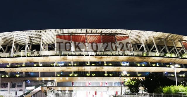 Acara Perasmian Pembukaan Olimpik Tokyo 2020
