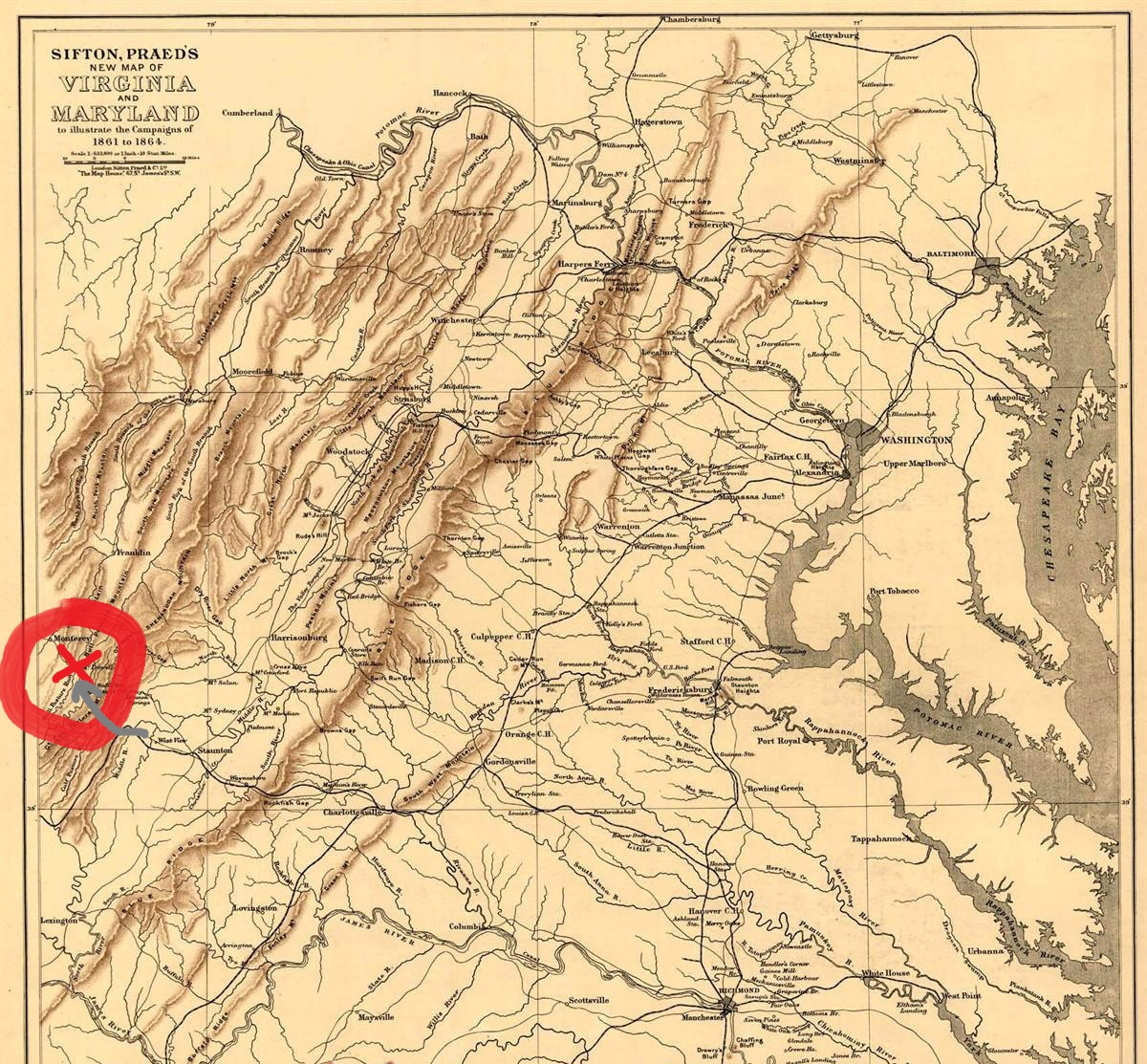 battle of mcdowell may 8 1862 part 1