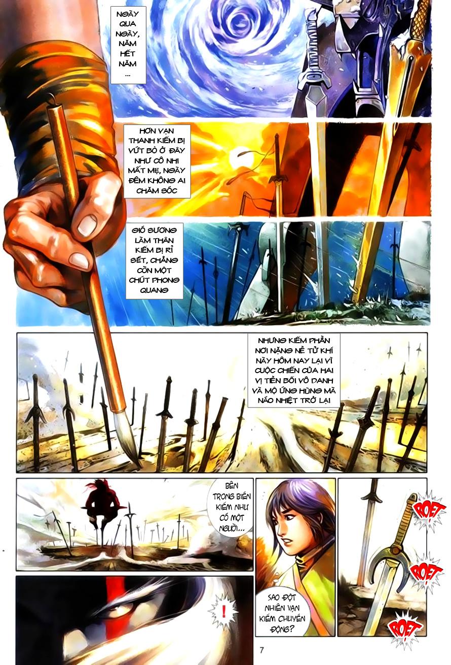 Phong Vân chap 410 Trang 7
