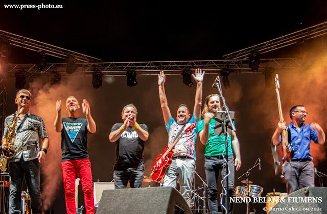 Koncert Neno Belan & Fiumensi Opatija 12.09.2021 Foto: Borna Ćuk