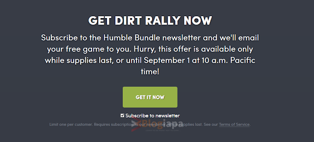 get dirt rally now for free