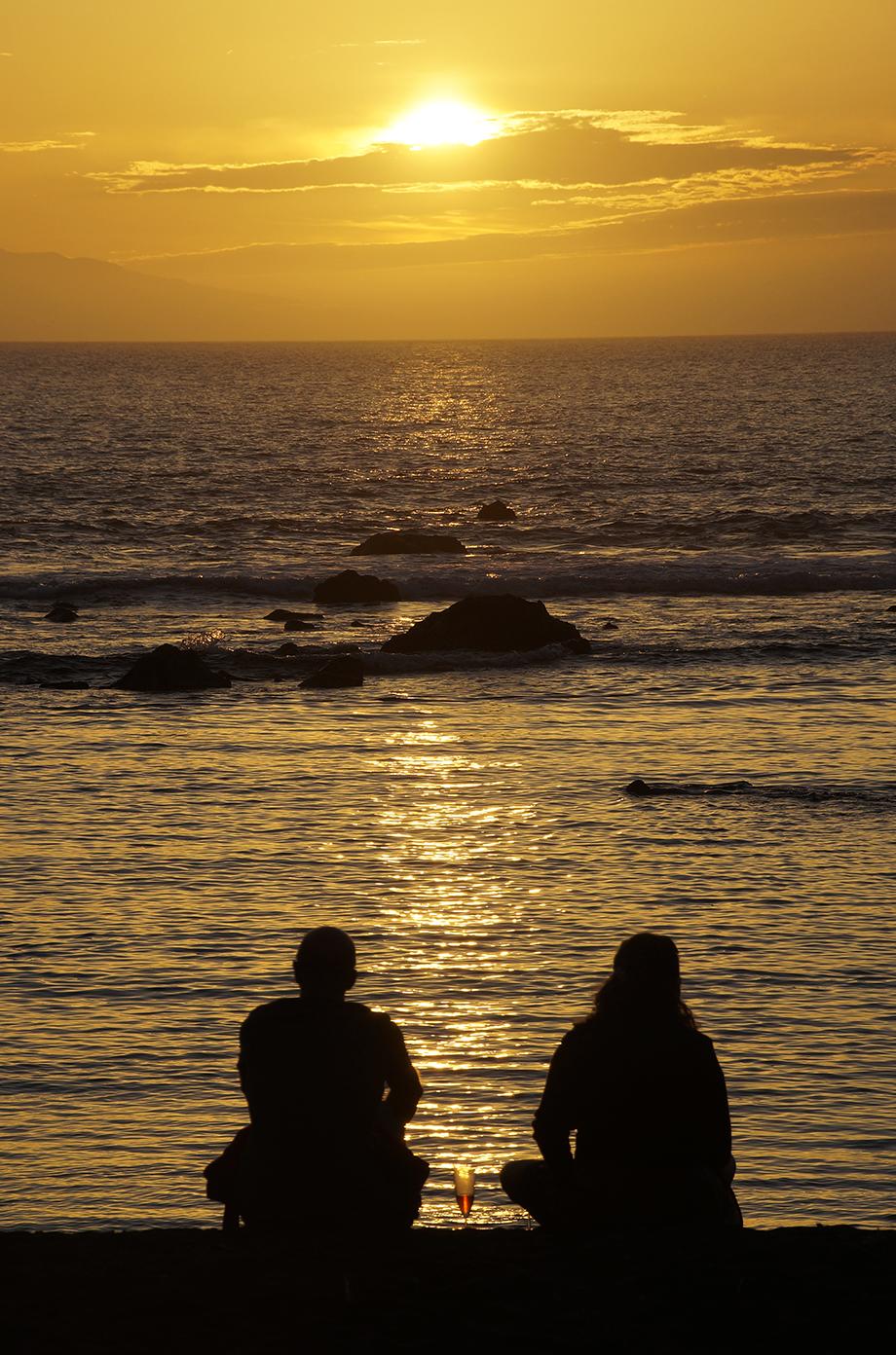 YNAS REISEN | Blog | Sonnenuntergang
