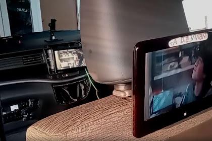 DIY : Pasang Head rest monitor di head unit standard bawaan Suzuki XL7 tanpa ganti head rest dan head unit {Yan AdhiPra}