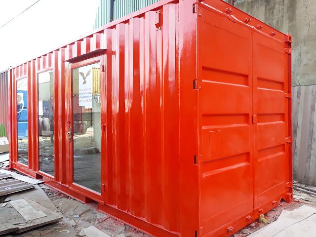 Giá Thuê Container Tại Long Thành Đồng Nai