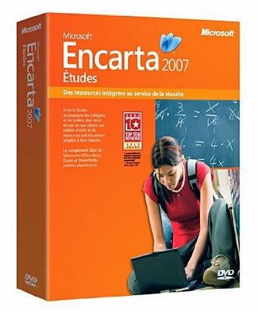gratuitement microsoft encarta etudes 2008