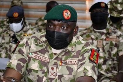 BREAKING: Chief Of Army Staff, Attahiru, Dies In Plane Crash
