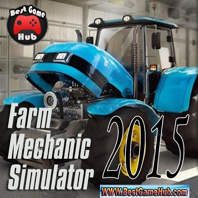 Farm Mechanic Simulator 2015 PC Game Free Download