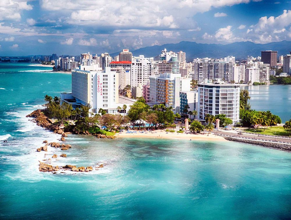 Visit 6 most popular places in Puerto Rico