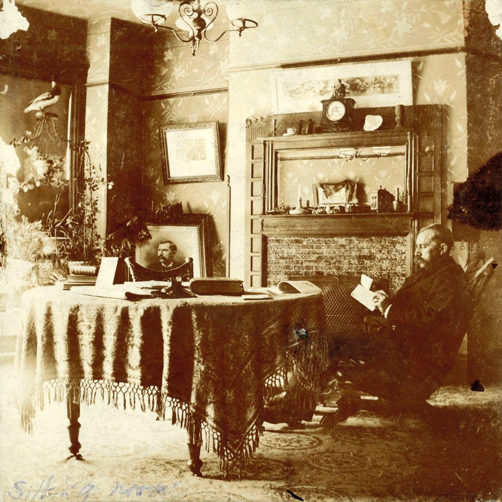Old Victorian Room: Victorian And Edwardian Interior: 38 Rare Photos Show