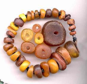 cuentas de ambar prehistorico museo de berlin | Foro de minerales