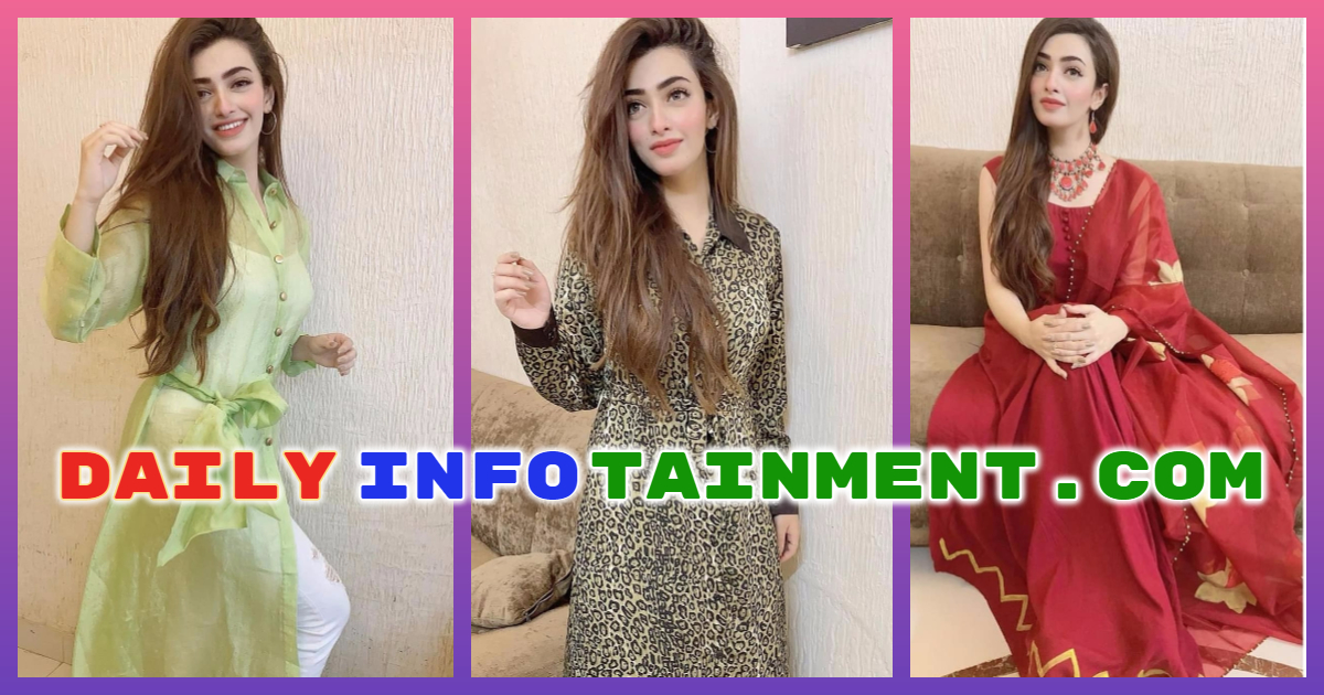 Nawal Saeed giving Awesome looks in New Pictures