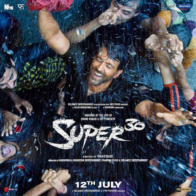 SUPER 30 (2019) Full Movie Download HDRip 720p