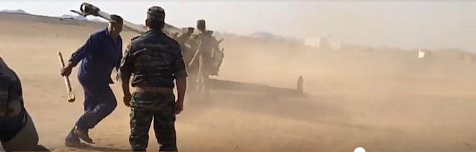 🔴 ÚLTIMA HORA   Parte de guerra Nº 11. Guerra del Sáhara Occidental.