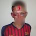 Homem entra em luta corporal com policial e termina com a cara quebrada na Bahia