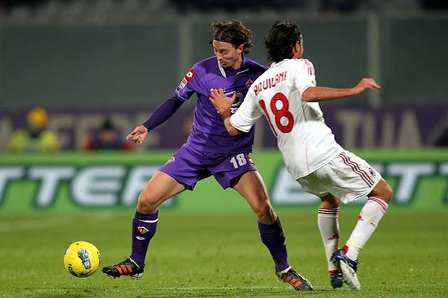 اهداف مباراة ميلان وفيورنتينا اليوم بتاريخ 30-12-2017 الدوري الايطالي