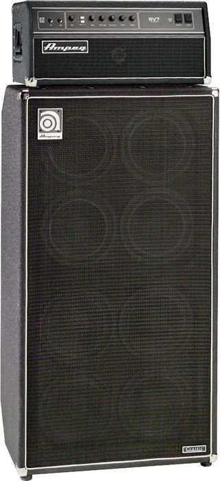 rex and the bass ampeg svt cl classic bass amplifier review. Black Bedroom Furniture Sets. Home Design Ideas
