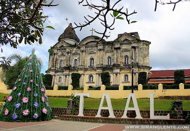 tourist destinations in Batangas
