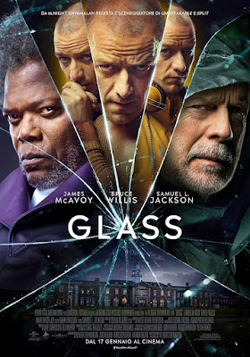 Glass Shyamalan
