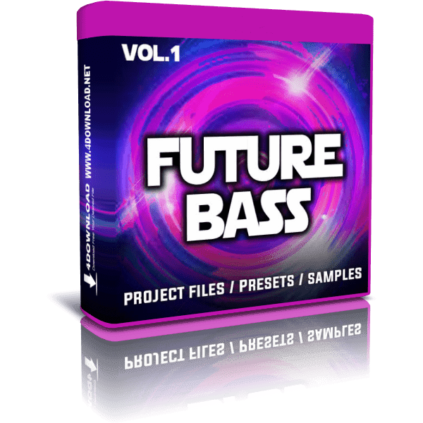 Ultrasonic Future Bass Sample Pack Vol.1
